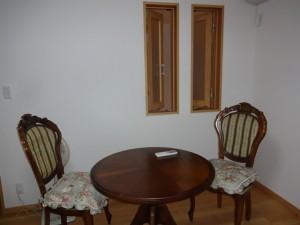 ゲストルームはお客様がリラックスできる寛ぎの空間