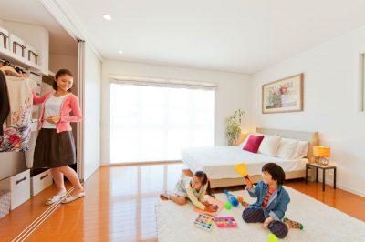 子育て世帯の家づくりのポイント!ママがストレスを貯めない、子どもがのびのび暮らす家とは?