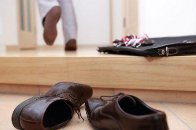 玄関をスッキリ見せたい!靴の収納を考えよう
