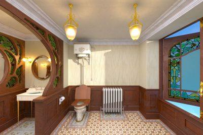 注文住宅で理想の空間をデザイン!トイレインテリアにもこだわりを
