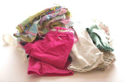 どんどん増える子ども服!どう収納すべき?