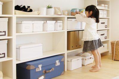 収納上手なおうちって?玄関も、キッチンも、寝室のクローゼットも、子供部屋もいつもスッキリ!
