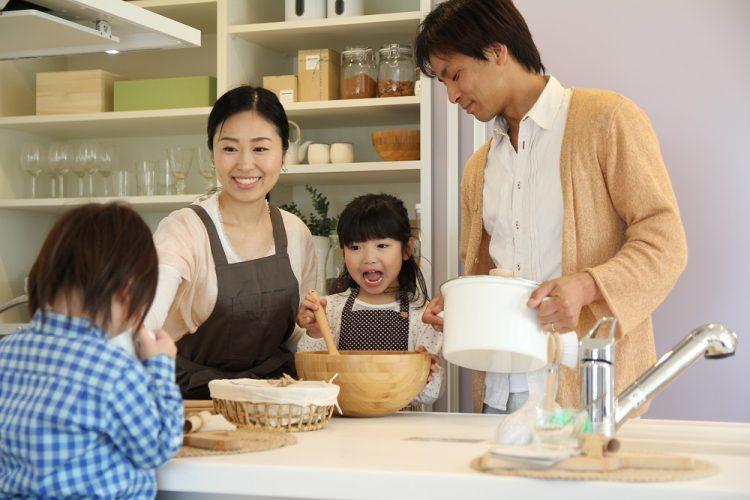 注文住宅で理想のキッチンを実現しよう!