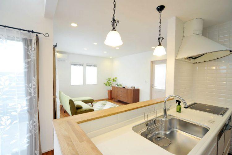 使い勝手の良い対面キッチン収納とは?ポイントを整理しよう
