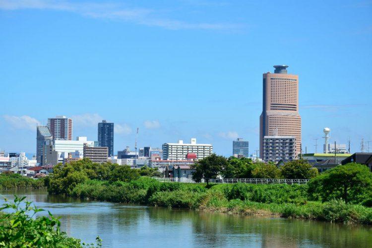 個性豊かなエリアにわかれる静岡県浜松市の住みやすさを紐解く!