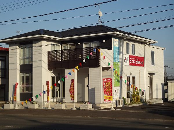 モデルハウス(住宅展示場)仙台東店