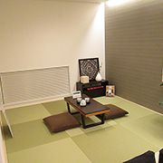 DKの延長としても、おもてなしの客間としても多彩に使える和空間です。