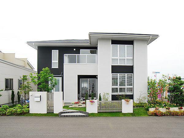 モデルハウス(住宅展示場)研究学園店