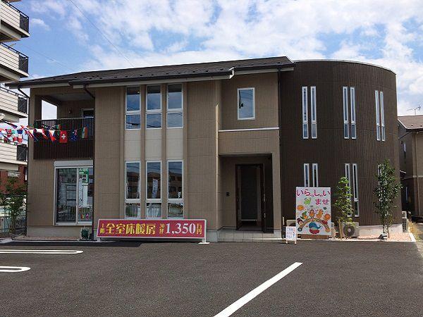 モデルハウス(住宅展示場)坂戸店