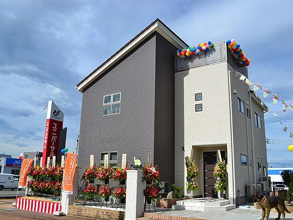 モデルハウス(住宅展示場)長岡店