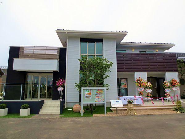 モデルハウス(住宅展示場)蟹江店