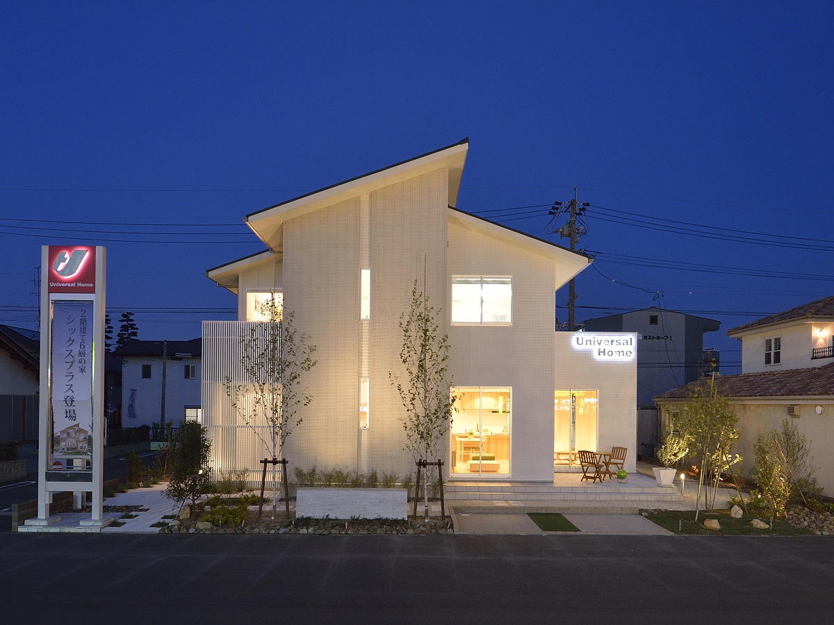 モデルハウス(住宅展示場)岐阜西店