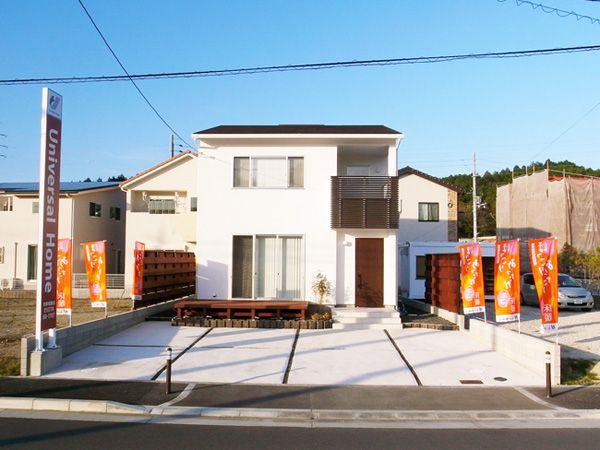 モデルハウス(住宅展示場)京都山城店