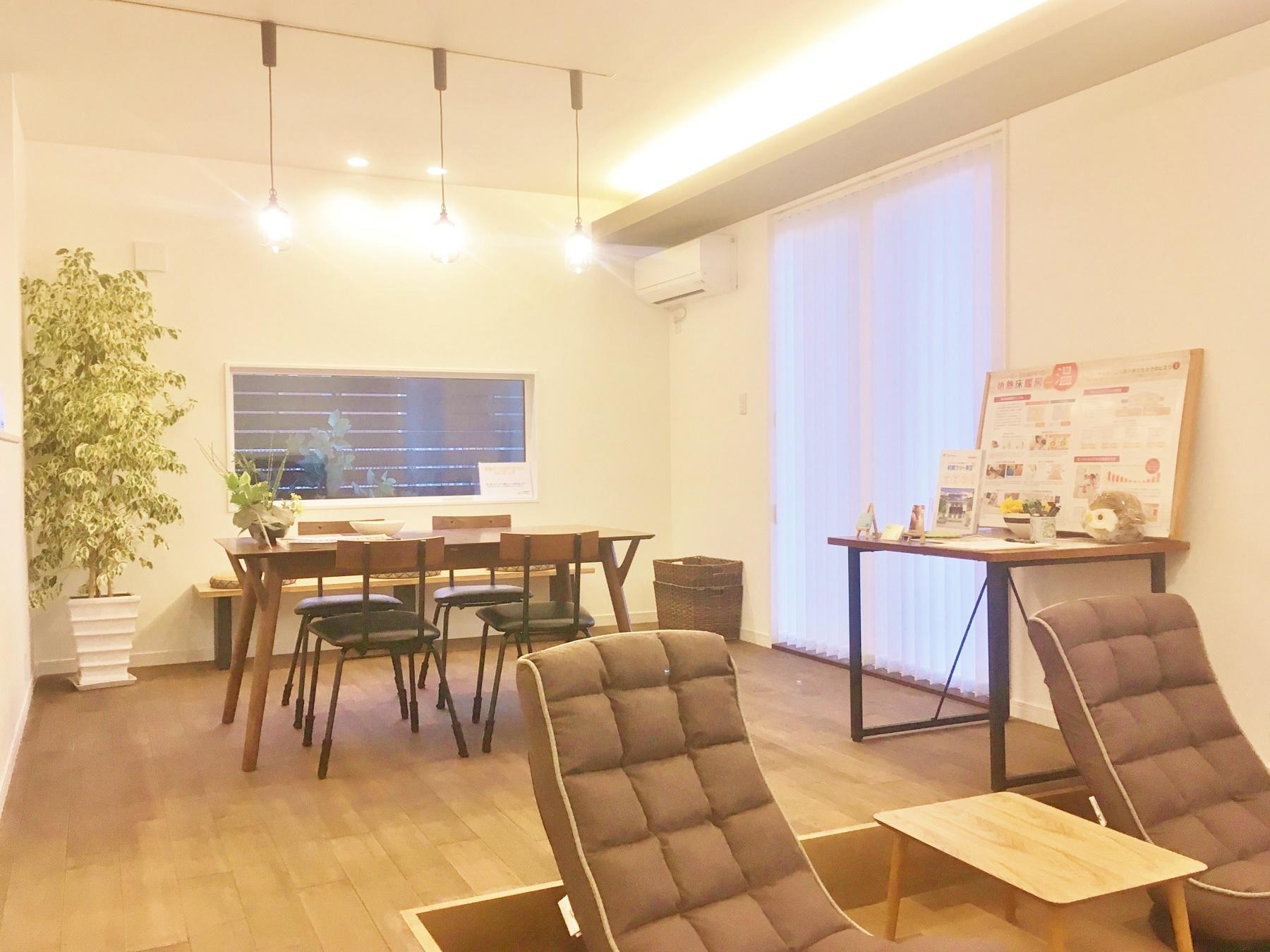 家でCafeを体感できる空間を創り出しました。