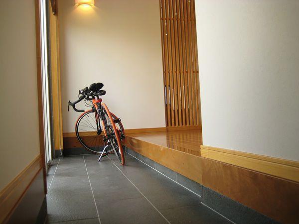 ペットとの暮らしやプランター菜園、自転車を置いたりと様々な使い方が出来ます。