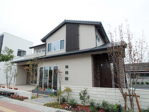モデルハウス(住宅展示場)姫路店 ※移転準備中の為、写真はたつの店です。