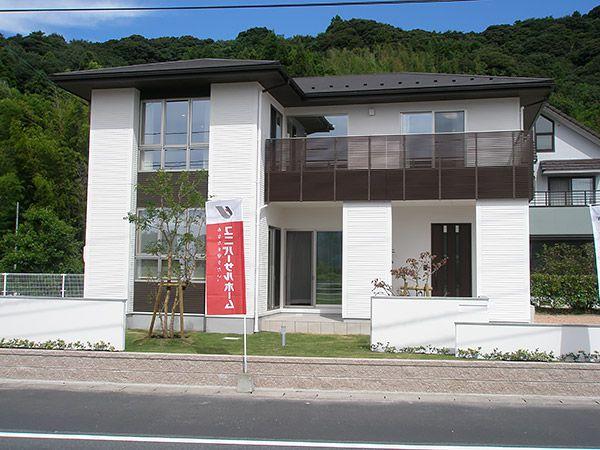 モデルハウス(住宅展示場)出雲大田店