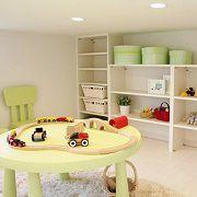 ここはお子様の秘密基地。成長に合わせて、収納部屋へと色々な用途に使えます。