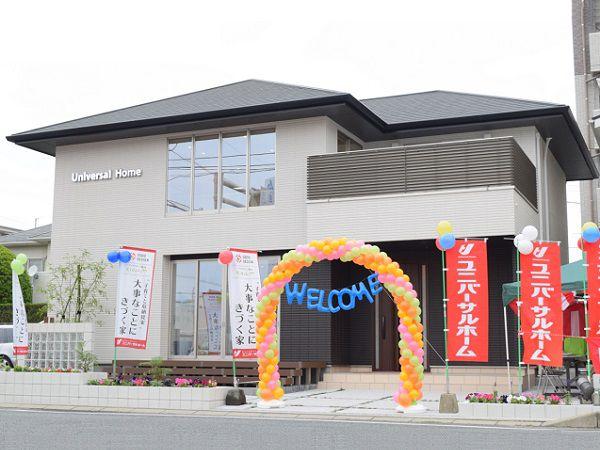 モデルハウス(住宅展示場)福岡西店