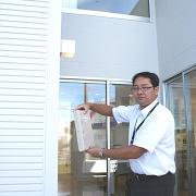 外壁はALC(軽量気泡コンクリートパネルの略)を採用、耐火性能・断熱性能・遮音性能・耐久性能などに優れ、一般の外壁材と比べて圧倒的な性能の差です。