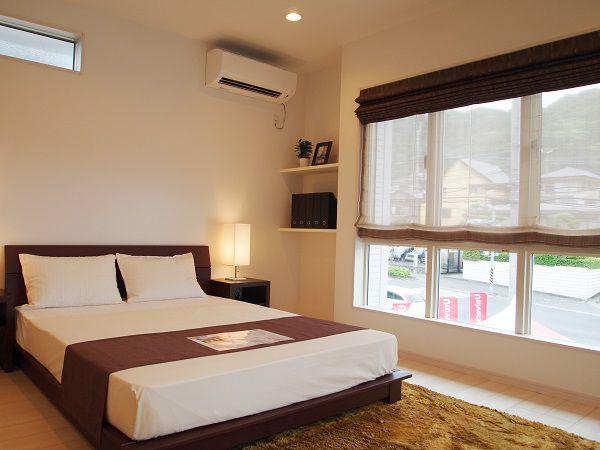 快適なくつろぎの時間と効率的な動線が、快適でホテルライクな空間を演出します。