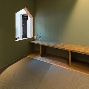 尾道店の新モデルハウス「ナナカラ」2022年3月オープン』に向けて準備中。掲載写真はイメージです。