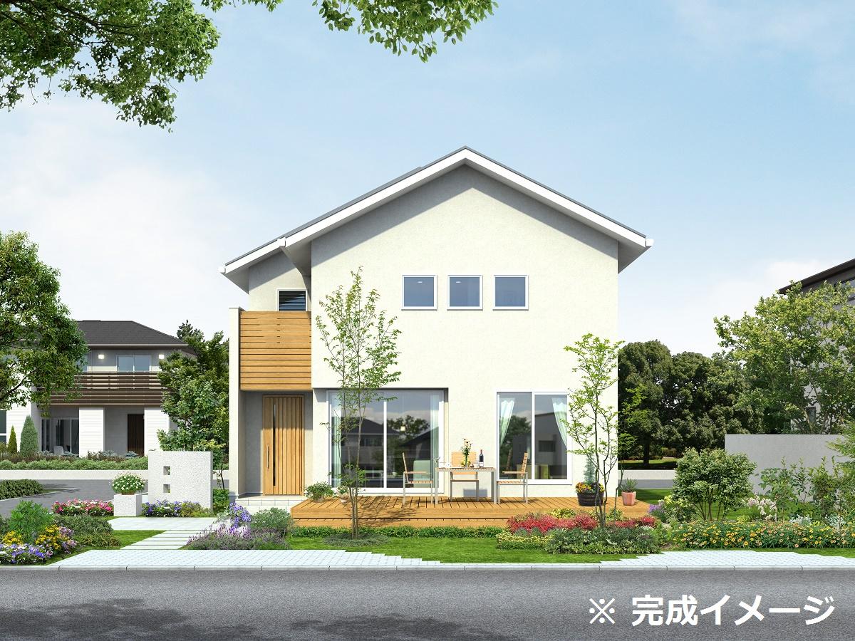 モデルハウス(住宅展示場)須賀川店
