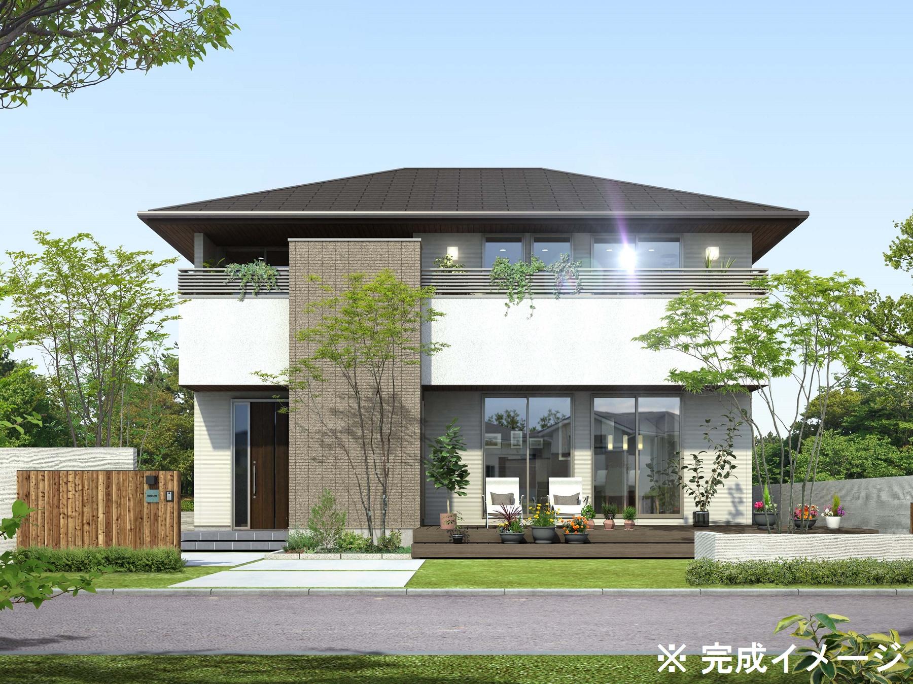 モデルハウス(住宅展示場)立川店