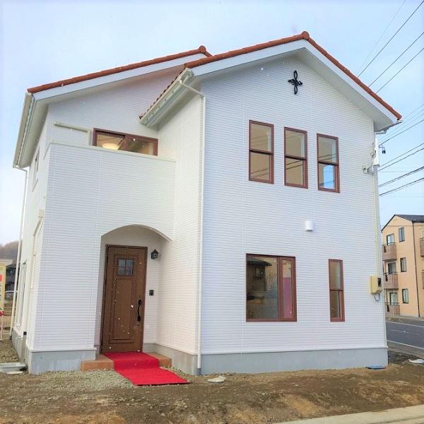 モデルハウス(住宅展示場)須賀川店(白河街かどモデルハウス)