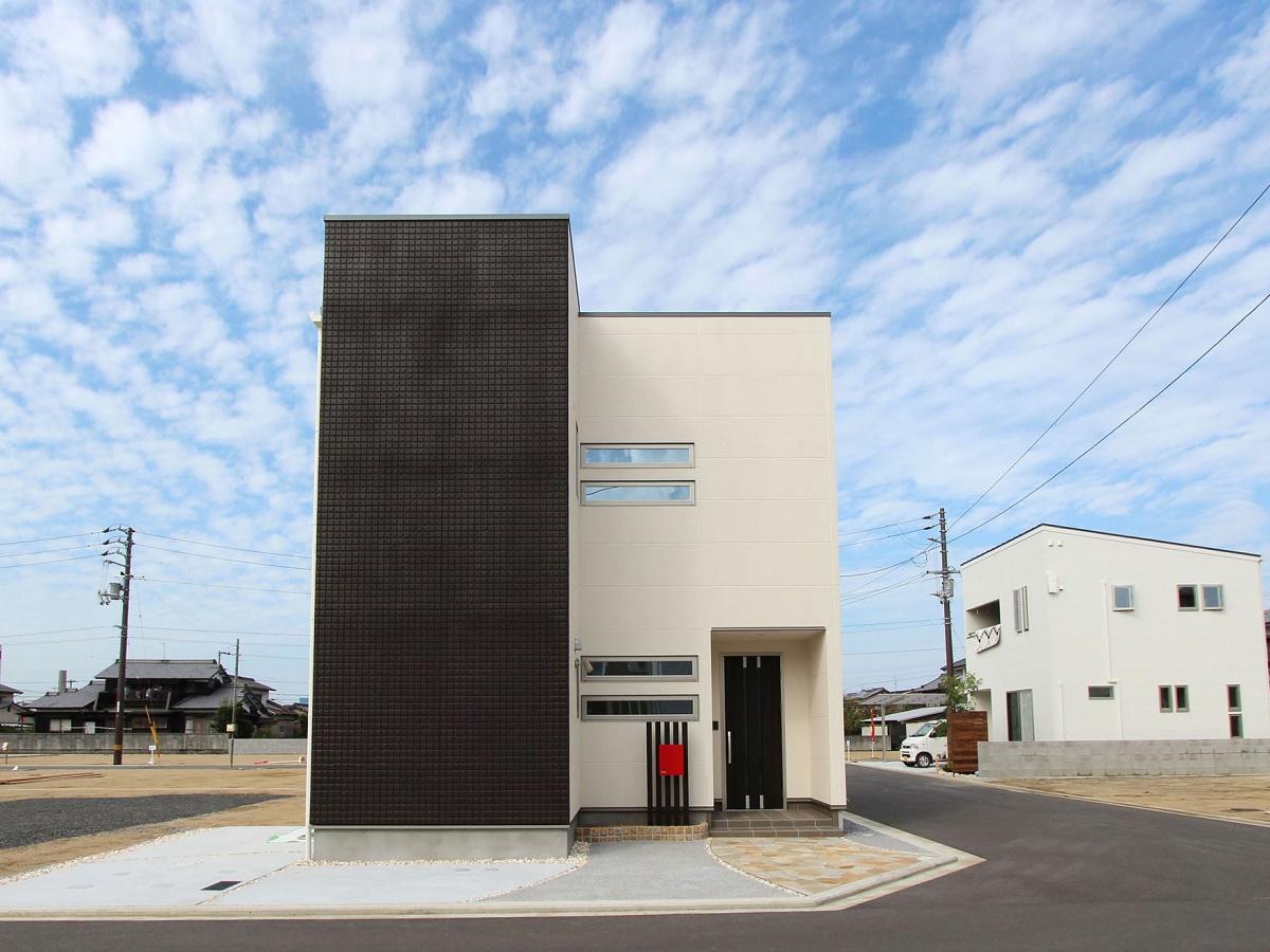 モデルハウス(住宅展示場)松山東店(松前街かどモデルハウス)