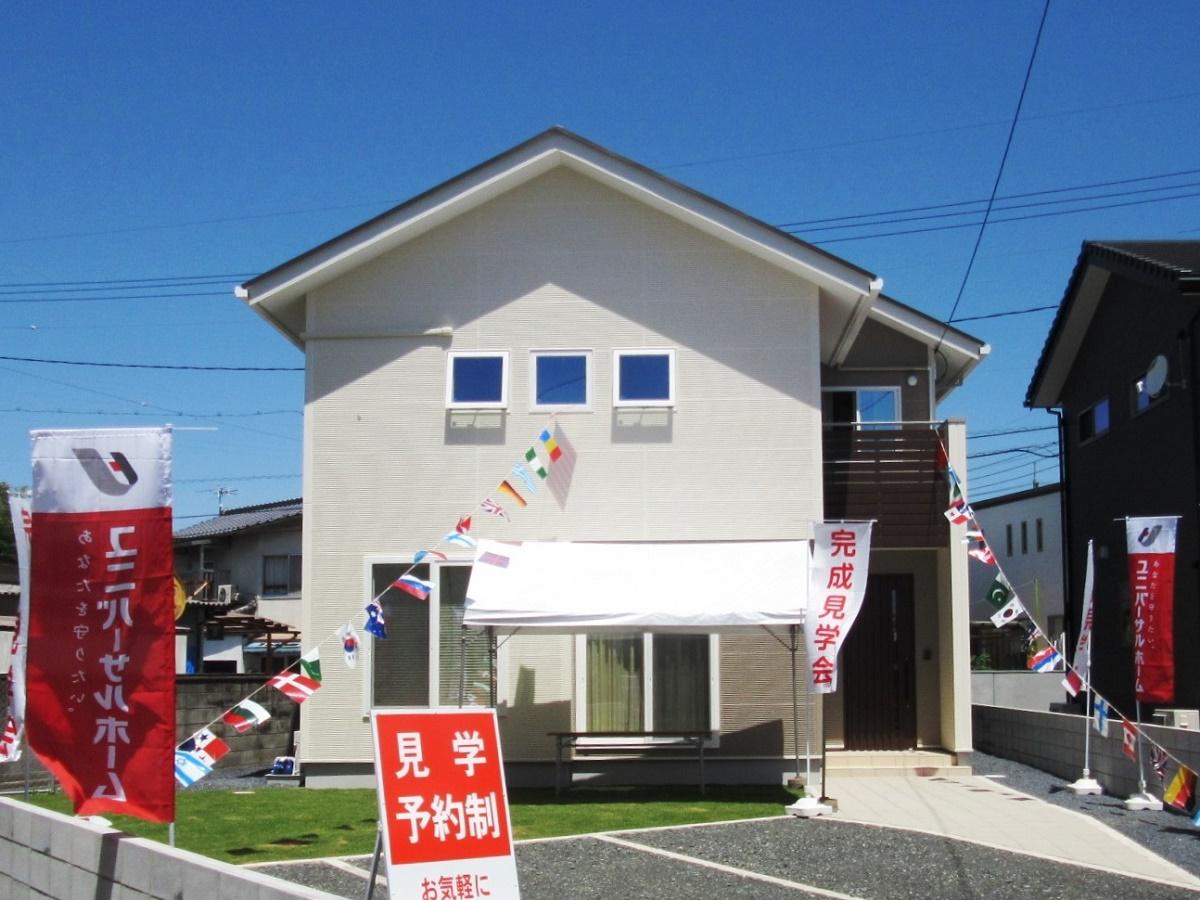 モデルハウス(住宅展示場)津山店(小田中街かどモデルハウス)