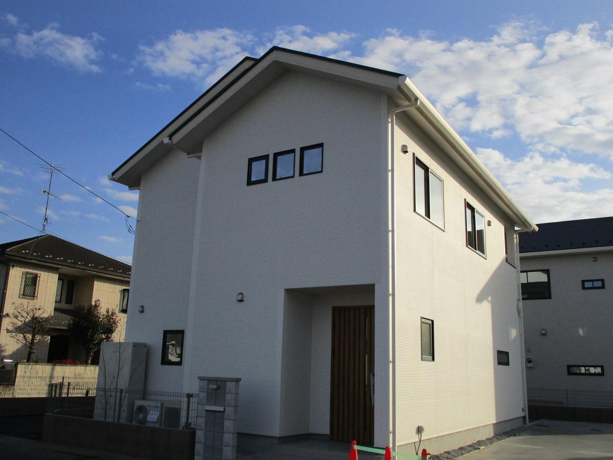 モデルハウス(住宅展示場)足利店(久松町街かどモデルハウス)