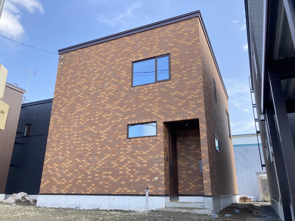 モデルハウス(住宅展示場)札幌南店(駒場町街かどモデルハウス)