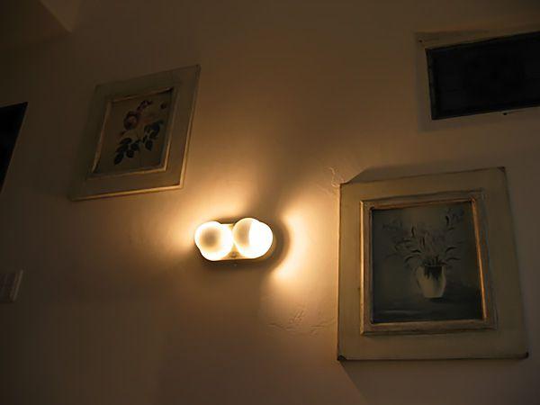 まるで高級ホテルにいるかのような落ち着きある照明。ライティング計画は、とことんこだわりました。