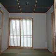 京都らしい落ち着いた和室
