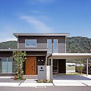 デザイン性を取り入れつつも、機能性にこだわった家