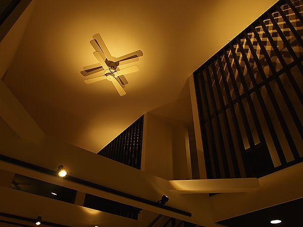 配置にもこだわった照明で、素敵な空間を演出します。