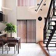一室空間の家