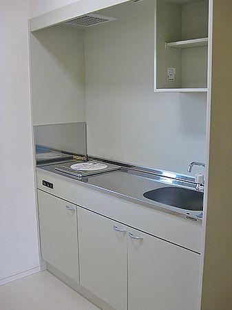 お湯を沸かしたり手軽なお料理もここでできるのは便利ですね。