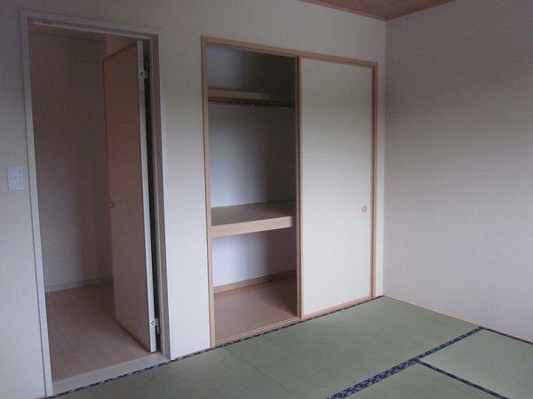 2階にも和室のお部屋をつくられました。やっぱり和室は落ち着きますね。