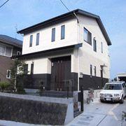『和』テイストの家