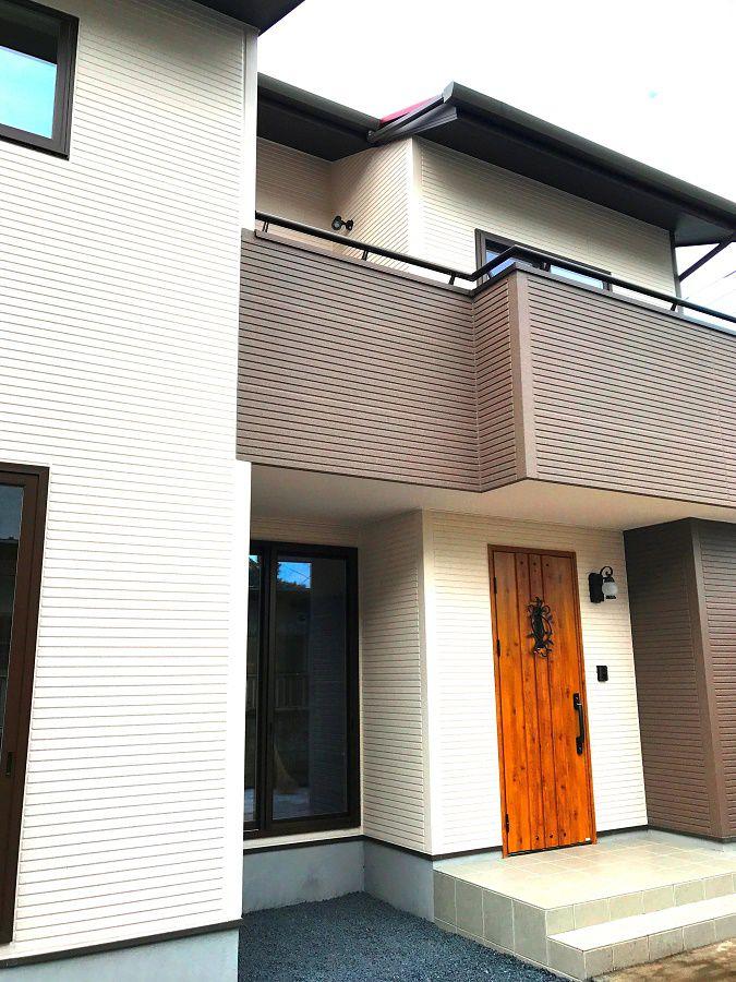 家事動線や収納にこだわったお家になっております。