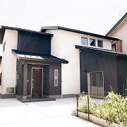 アウトドアリビングがある家【地域型住宅グリーン化事業・長期優良住宅・しまねの木の家】