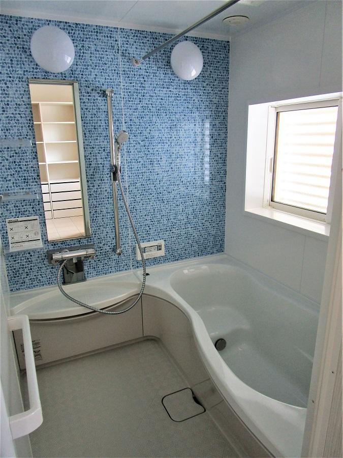 サウンドシャワーで、いつものお風呂がもっと楽しく♪