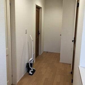 お部屋それぞれの扉の色を変えたのも、お施主様のお気に入りポイントの1つです。