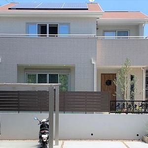 開放感と高級感を兼ね備えた家